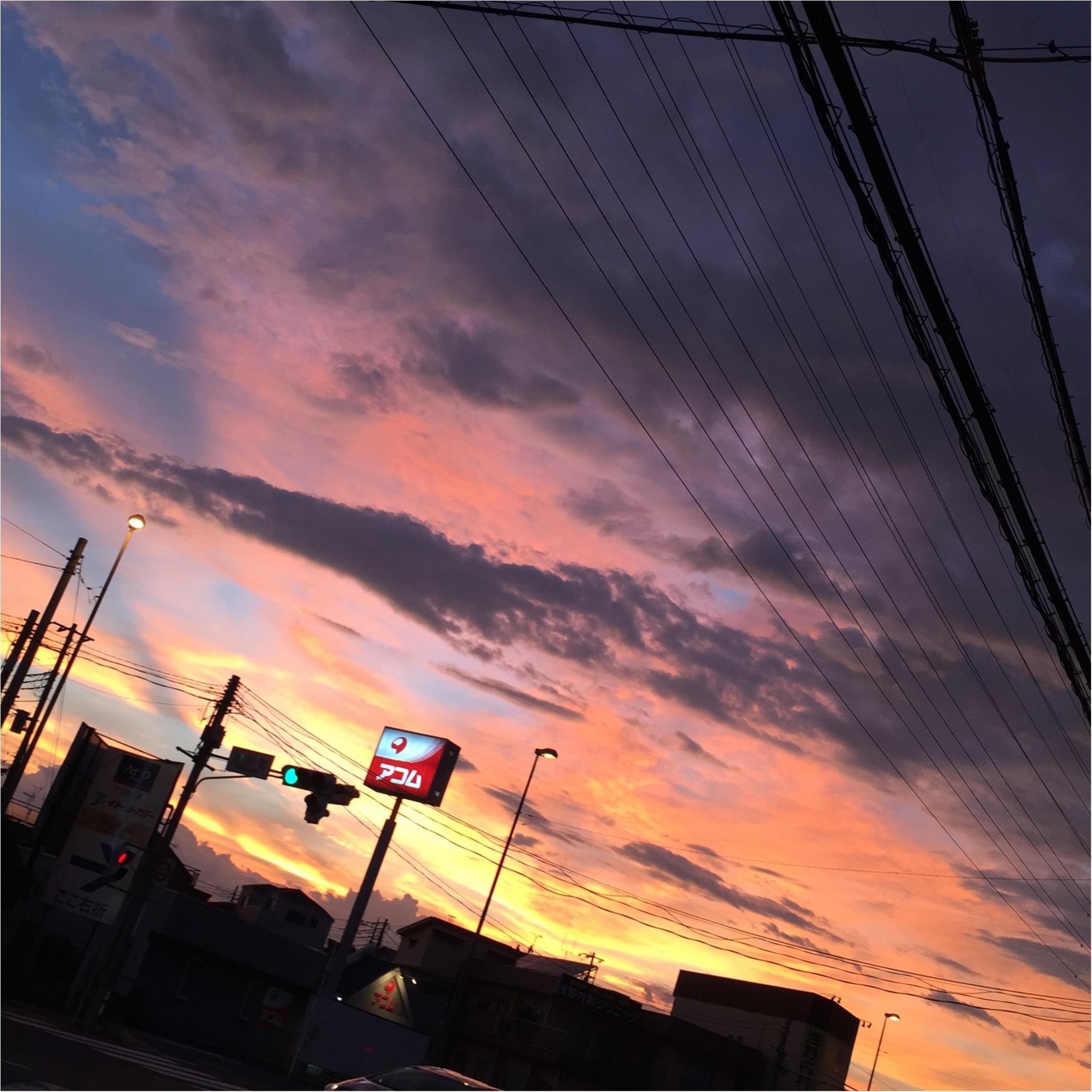 【*最近の空の写真*】_6