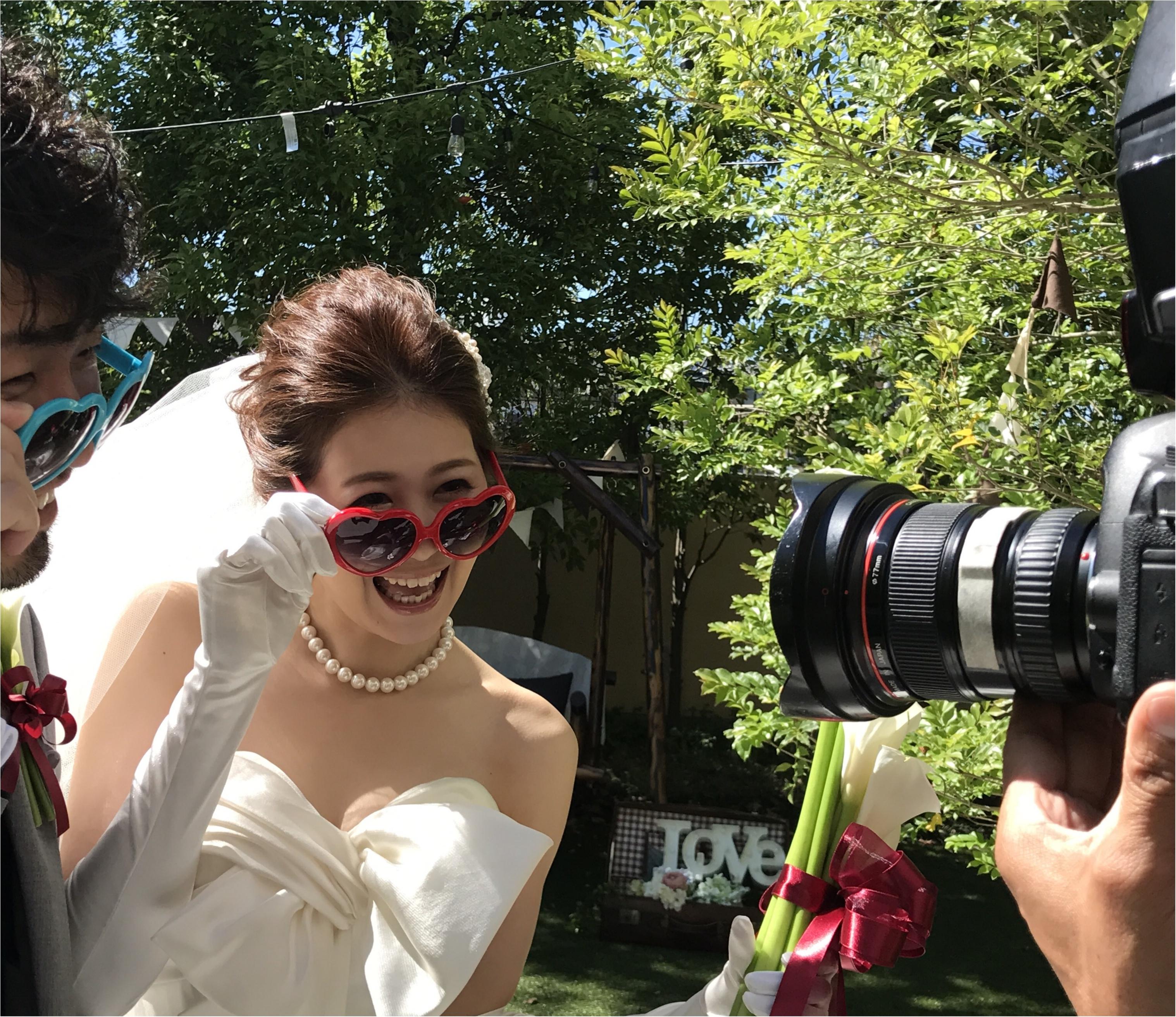 【ウェディング】結婚式のオフショット!式の裏側ではバタバタ〜!_2