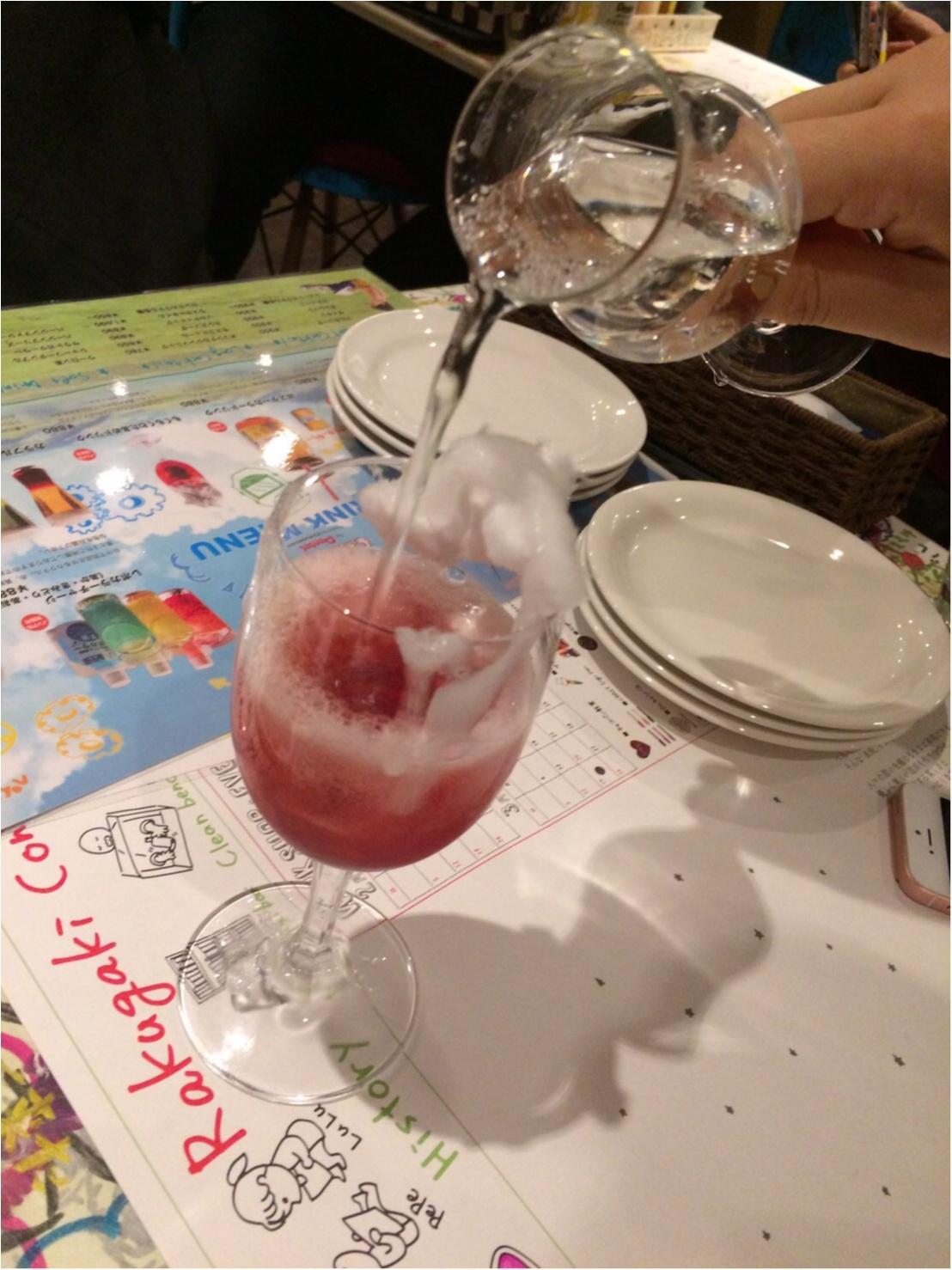 消しゴムも食べられる!?期間限定★ぺんてるのRAKUGAKI CAFE & BAR★_8