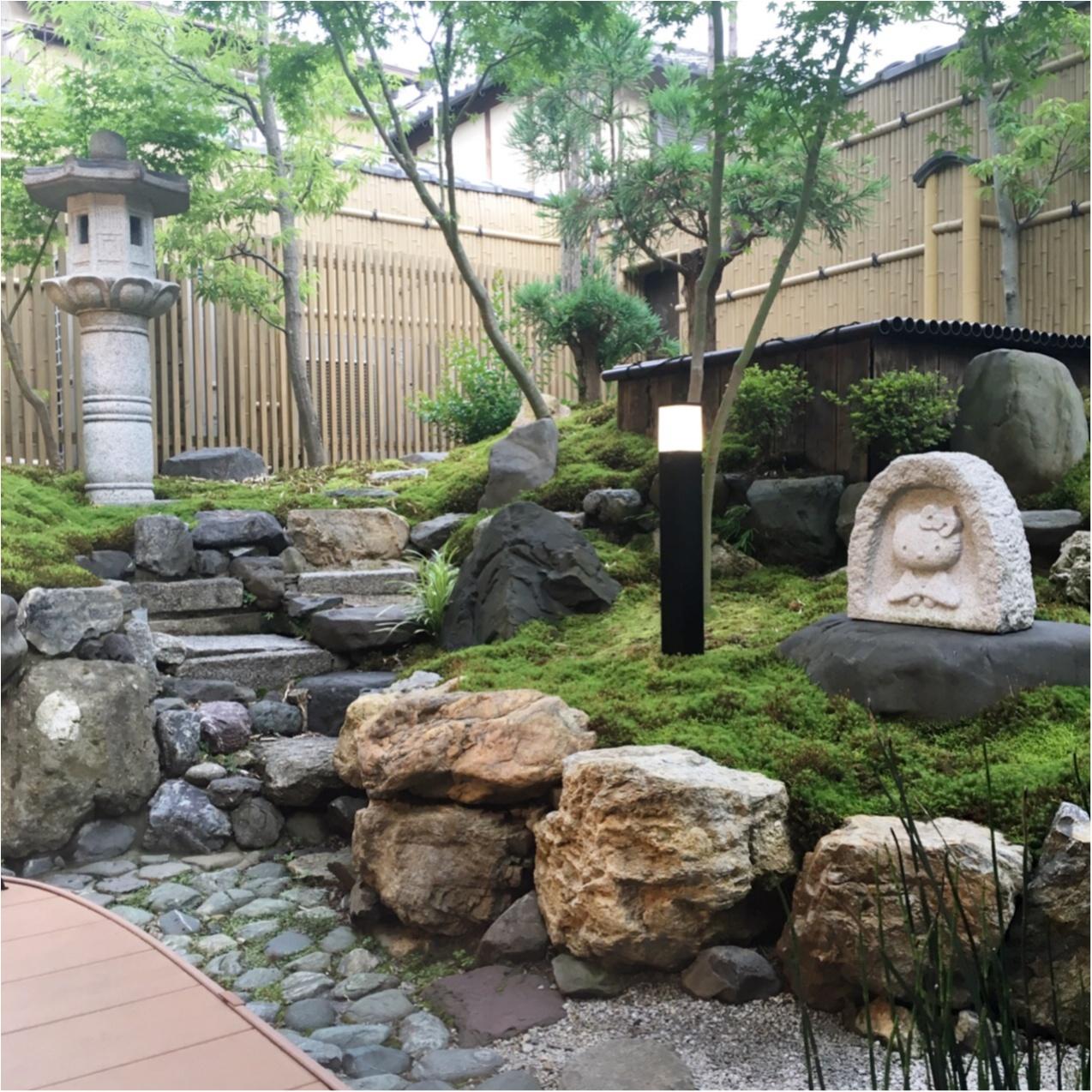 京都に行ったら行きたい♡キティづくしの『はろうきてぃ茶寮』_15