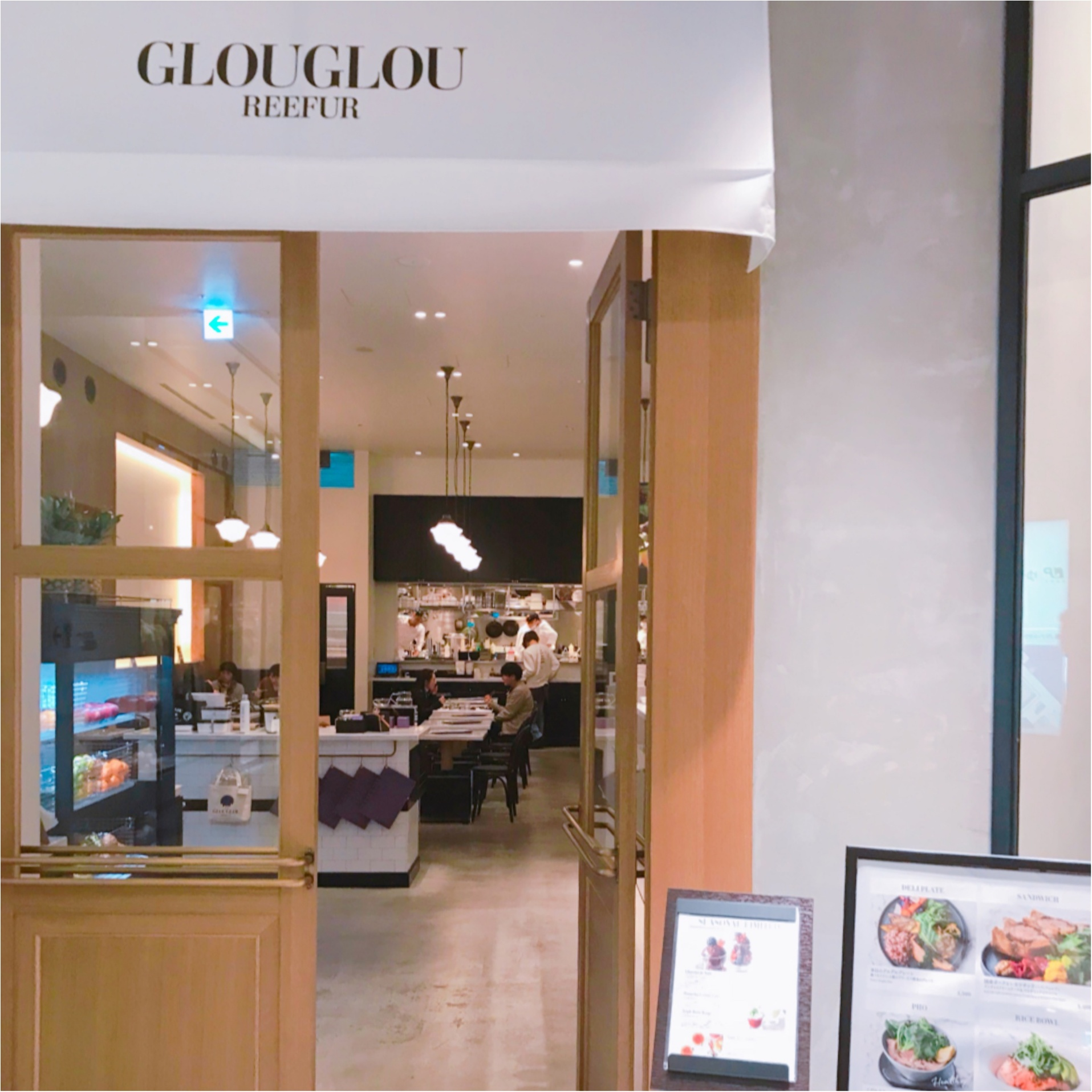 ★MAISON DE REEFURのカフェが名古屋にも上陸!私もようやく『GLOUGLOU REEFUR』へ行ってきました★_1
