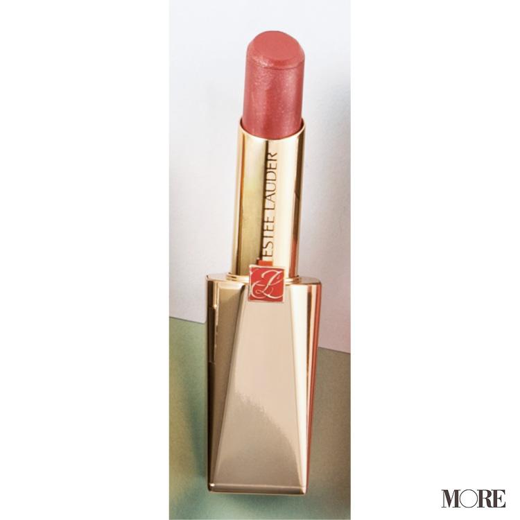 『イヴ・サンローラン』『THREE』などお仕事メイクにおすすめの「ピンク系リップ」5選を、全部お試し!_10