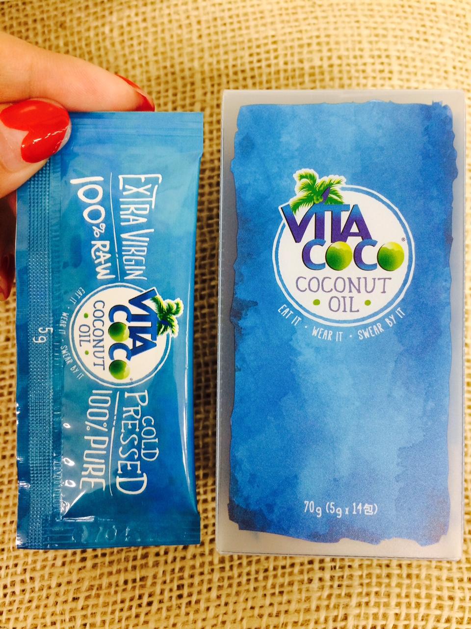 いつでも側にココナッツオイルを♡ 『ビタココ』に便利なポケットサイズが登場!_1