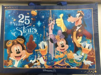 【パリディズニー】買ったお土産全部見せます!!♡25周年記念グッズ編♡