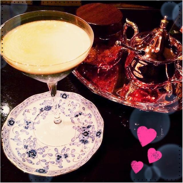 カクテルグラスで味わう美しすぎるコーヒー♡池袋の隠れ家カフェはここ!「皇琲亭」☻_4