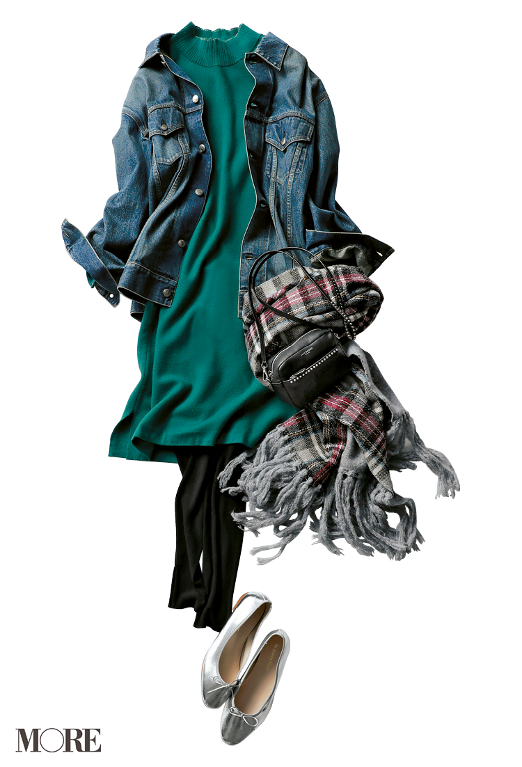 楽しい予定がぎっしりなら、気分がアガる【冬のきれい色】で♡ | ファッション(2018年編)_1_29