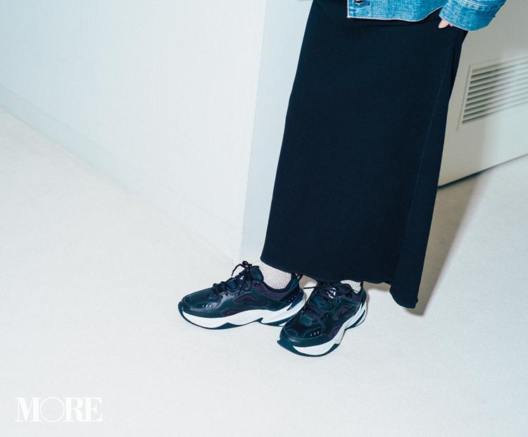 大人っぽいスニーカーコーデ特集《2019年版》 - 20代女子のきれいめカジュアルにおすすめのスニーカーは?_11
