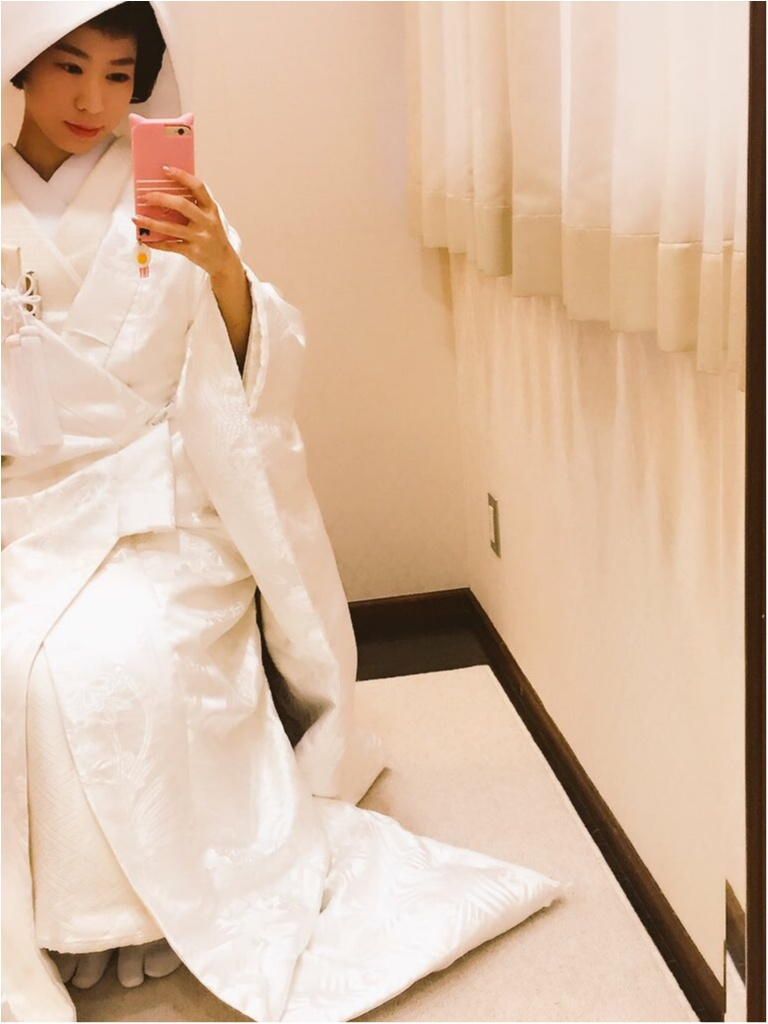 【June bride】白無垢モデル_2