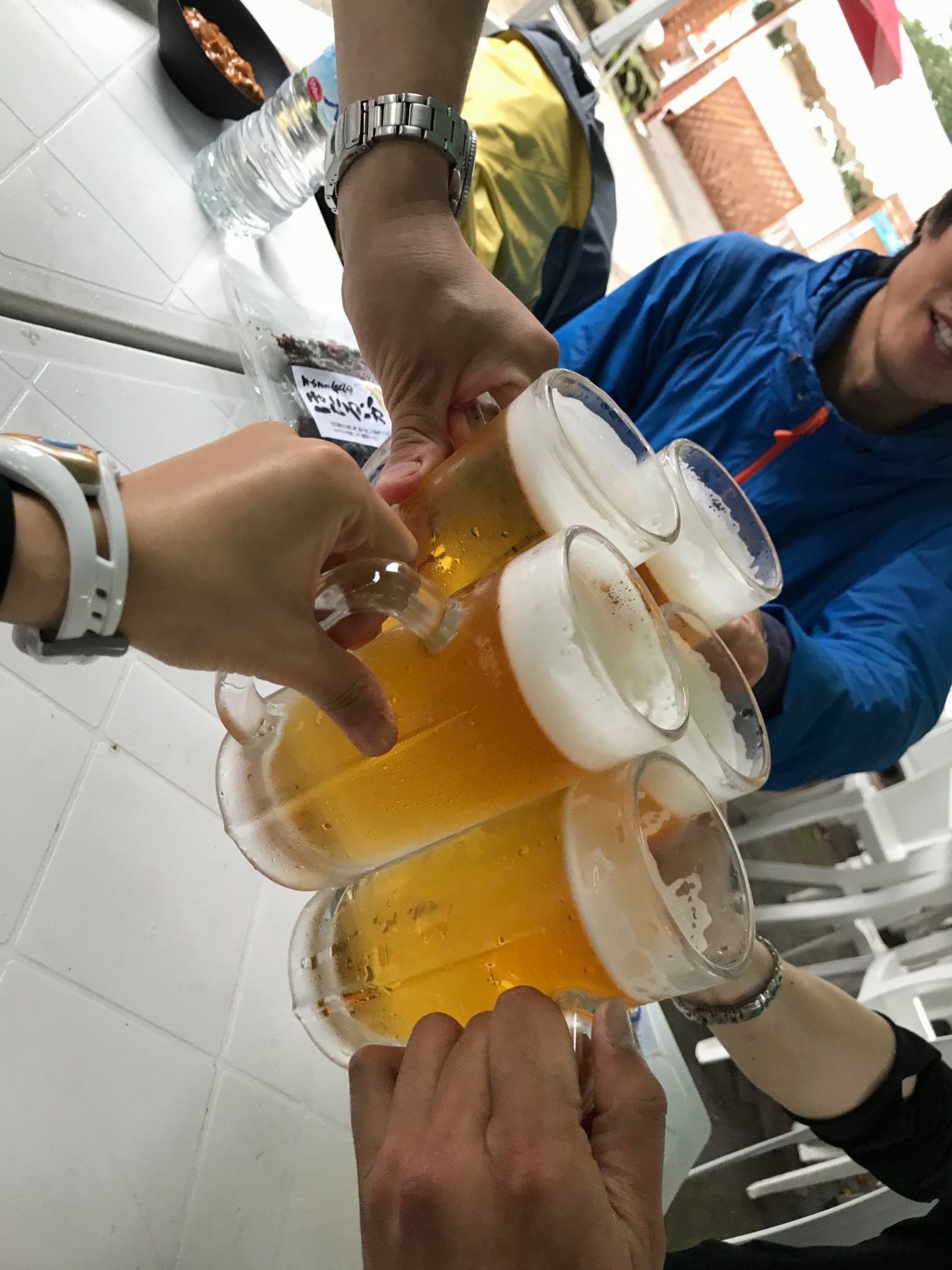 【高尾山】夏の風物詩ビアガーデン!(^^)!_12