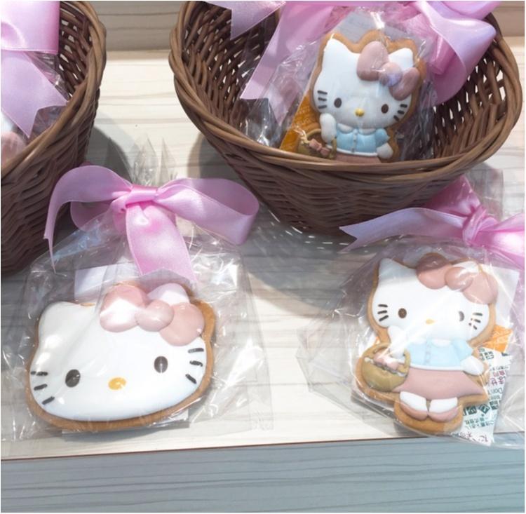 《キティちゃんのパン屋さんが原宿にオープン♡》かわいすぎるフード、限定グッツがたっくさん♡最後のページは初の試みです!!_11