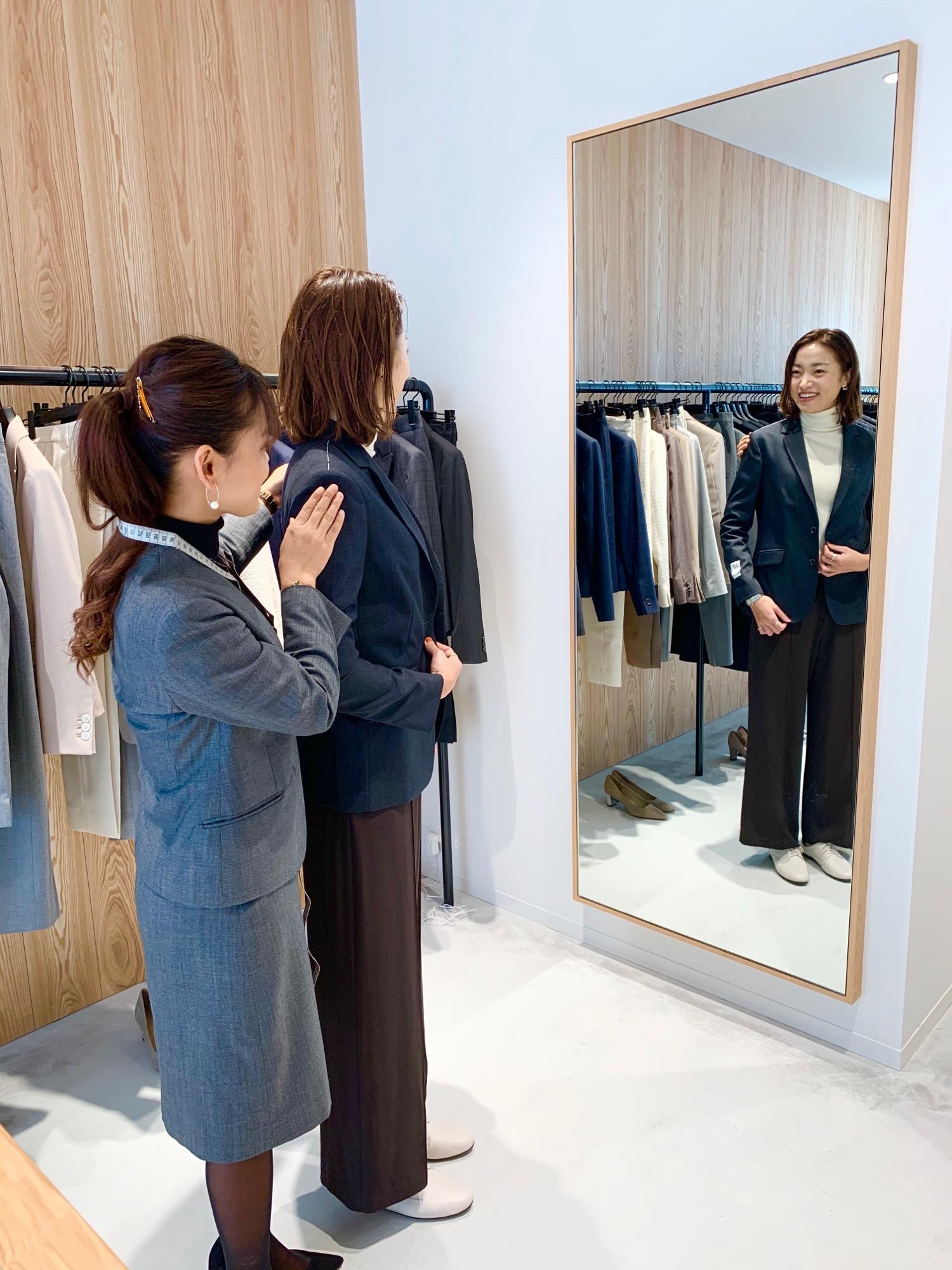 CMで話題沸騰中❤️《そのスーツ、どこの?》【KASHIYAMA the Smart Tailor】でオーダーメイドスーツ&シューズを作りました☻_2