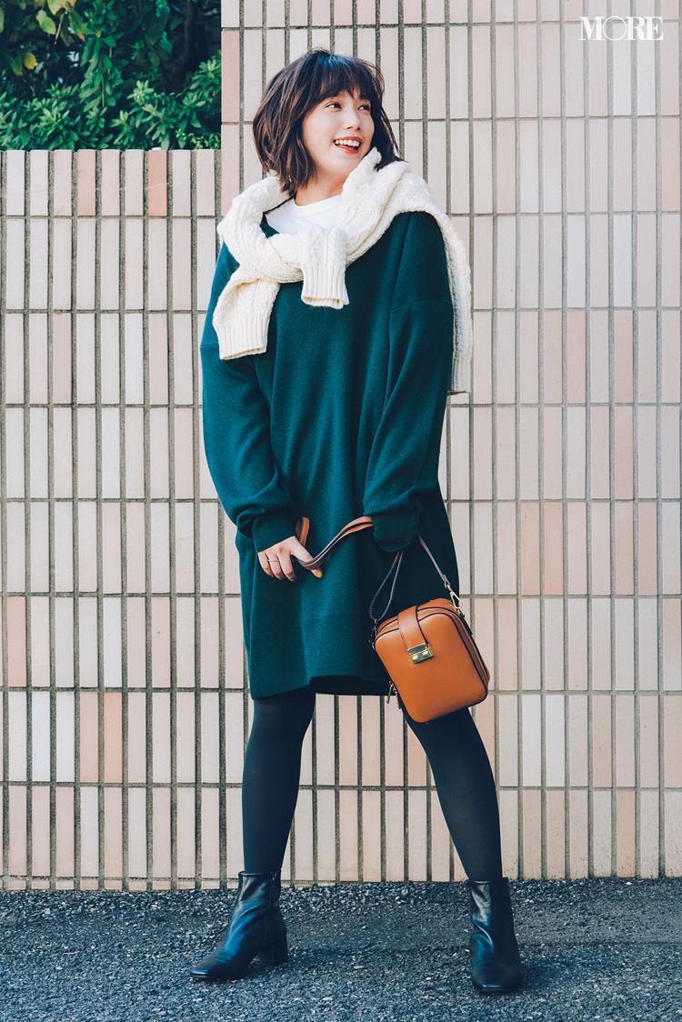 本田翼が着る秋服、愛用スキンケア&コスメetc.まとめ photoGallery_1_5