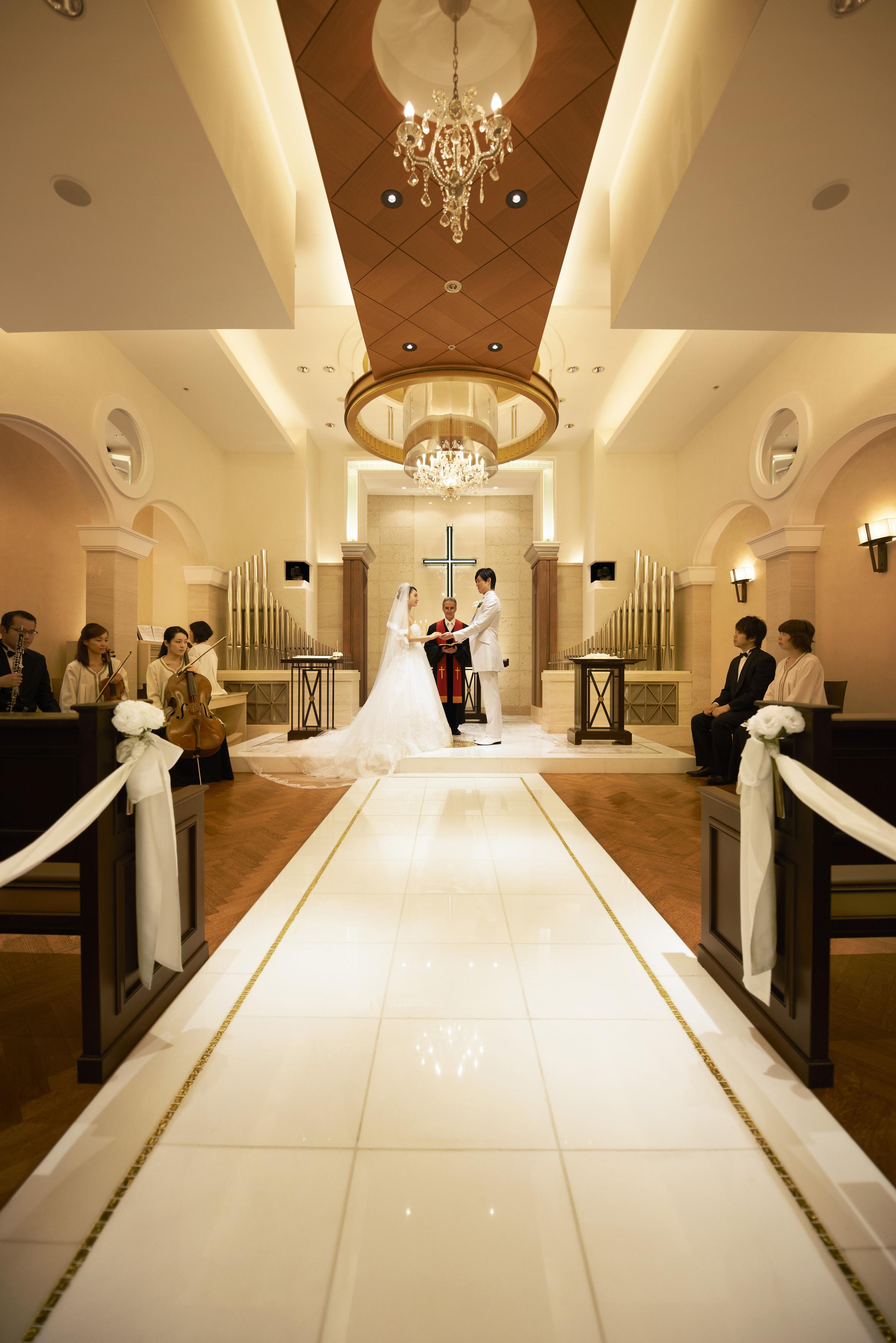『ホテルニューオータニ』のウエディングプレヴューで、結婚式を体験しちゃう?_3