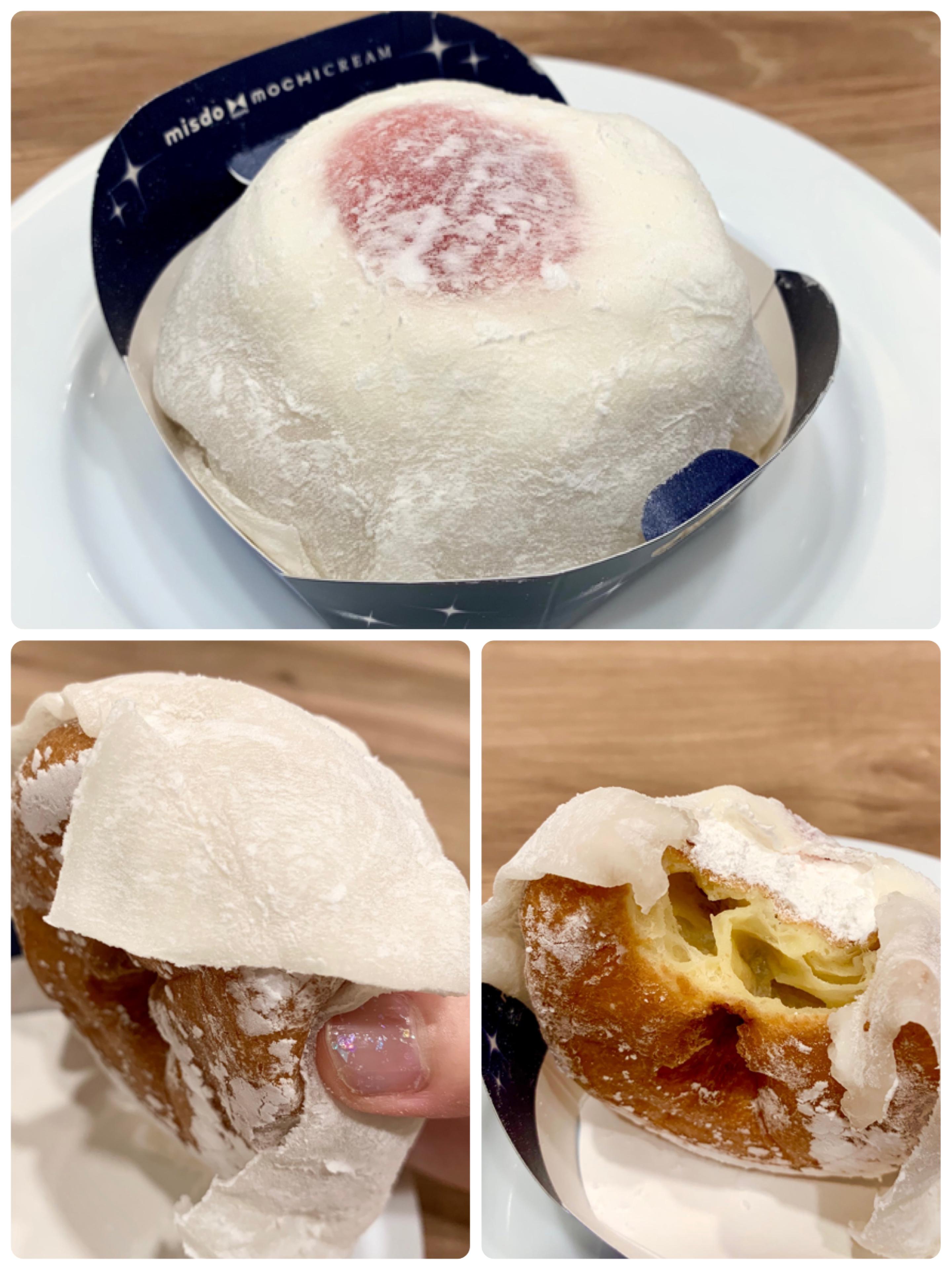 《もう食べた?》超新感覚!【ミスド】もちクリームドーナツコレクションが美味しすぎる❤️☻_3