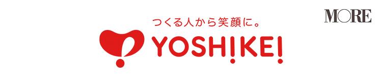 食品宅配サービス『ヨシケイ』のロゴ