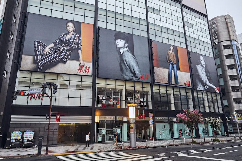 『Namie Amuro × H&M』第二弾 Photo Gallery_1_11
