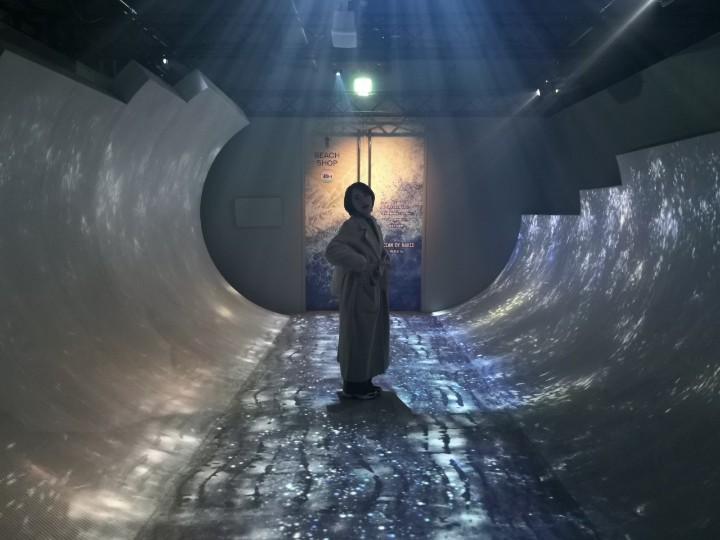「OCEAN BY NAKED 光の深海展」デジタルアートで手軽に癒しと映え♡_5