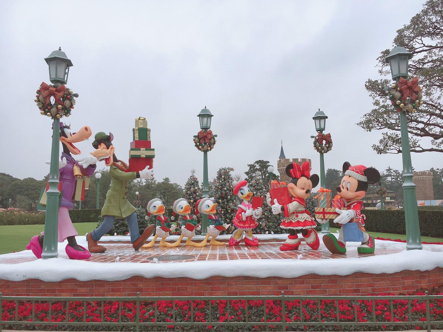 《もう行った??》この時期限定、ディズニー・クリスマス♡_4