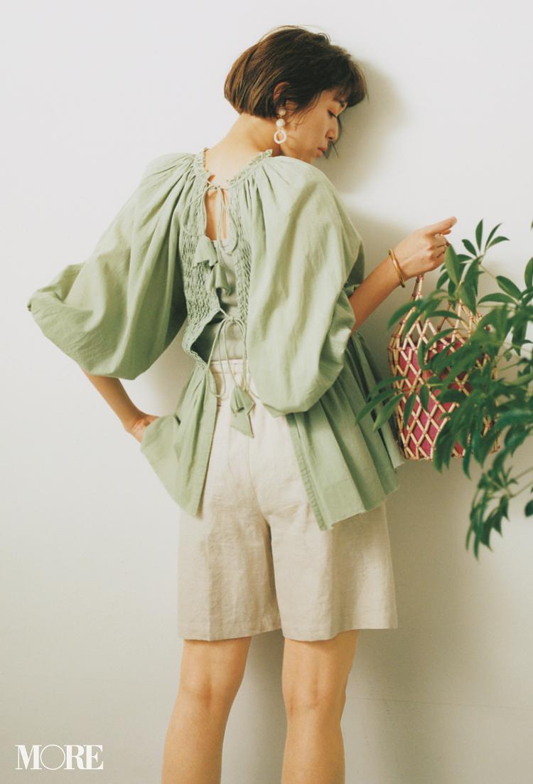 夏のトレンドバッグ特集《2019年版》- PVCバッグやかごバッグなど夏に人気のバッグまとめ_56