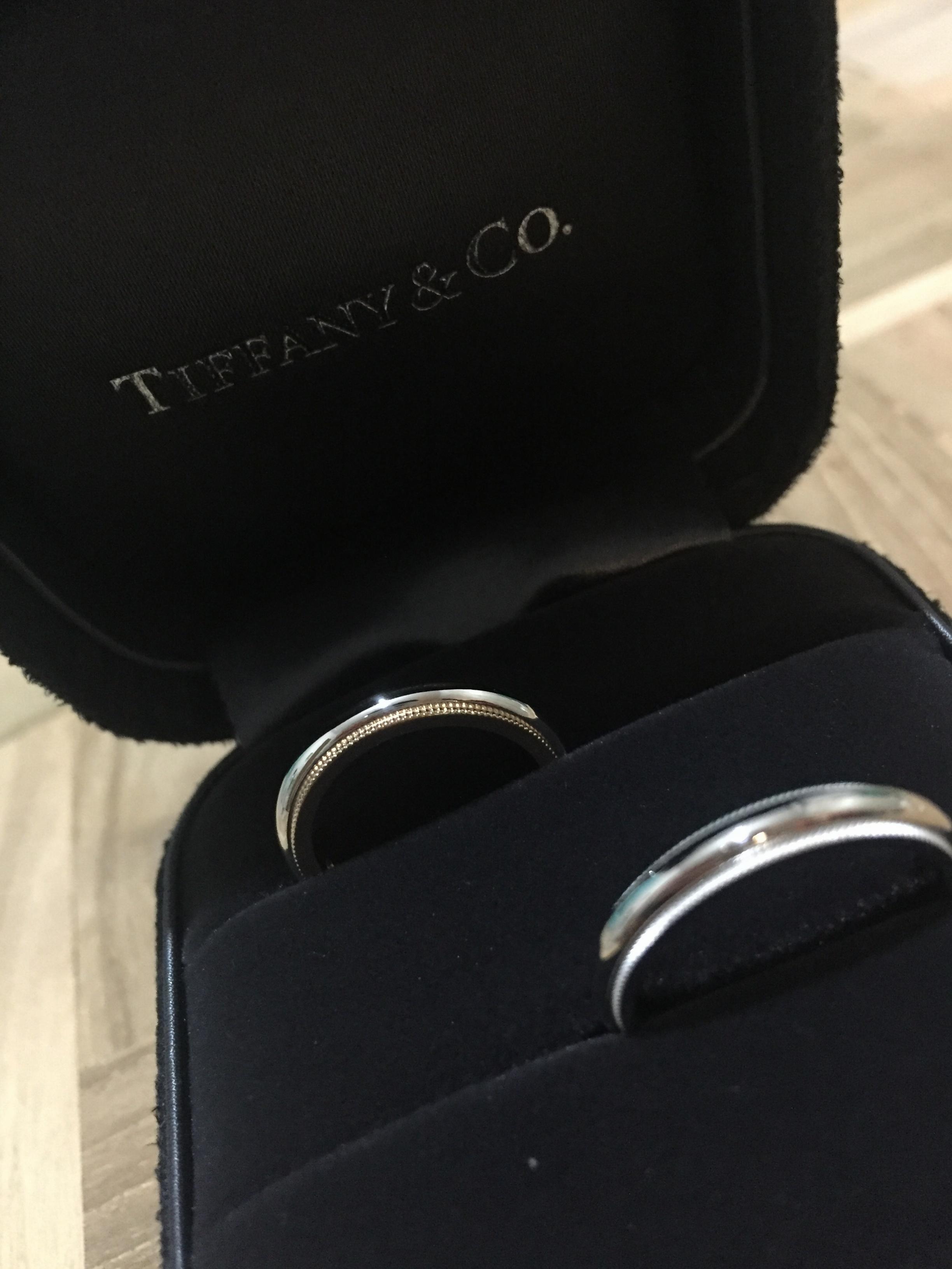 『♡の日のご報告』と私達の『結婚指輪』について_1