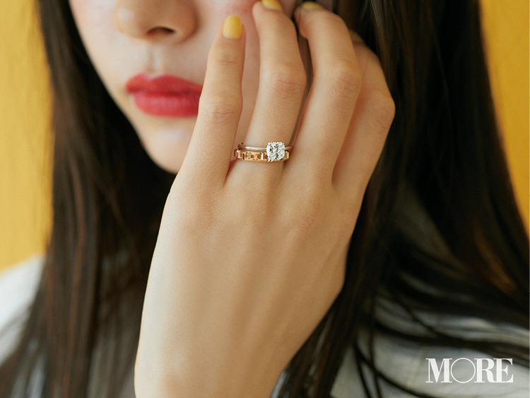 シャネル、ティファニー、カルティエも♡「令和婚」には憧れハイジュエラーのリングを!_5