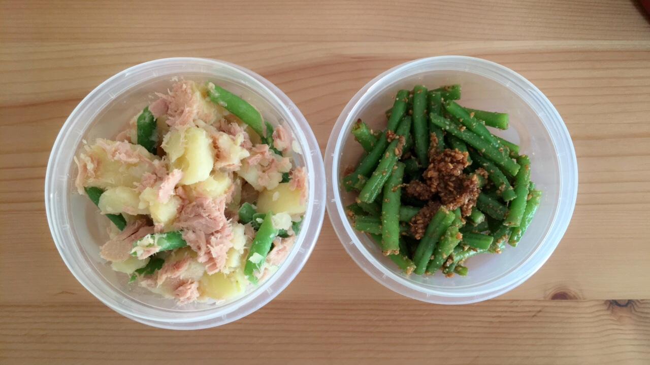 《週末》簡単作り置き(野菜)と下味冷凍!_3