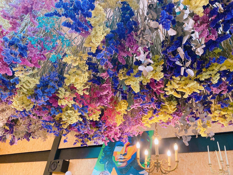 《静岡》お花に囲まれてる非日常空間の「カフェドフルール」に行ってきました♡_3