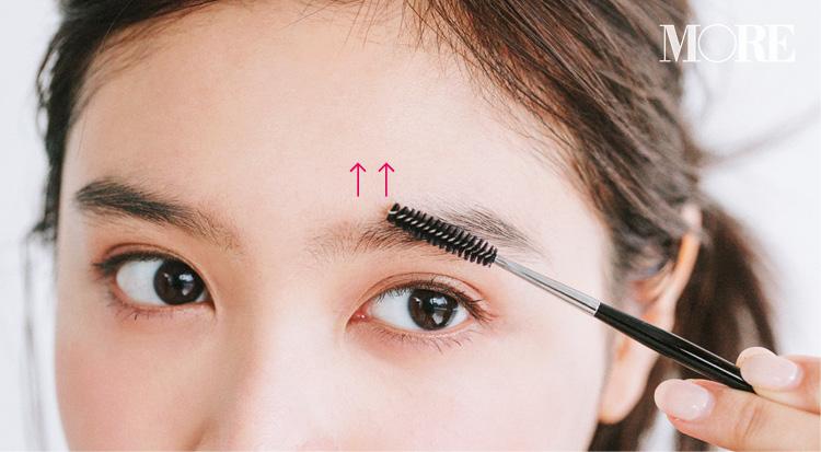 眉毛特集 - 世界一正しい眉の描き方 | アイブロウの描き方、メイクのプロセスやテクニックまとめ_4