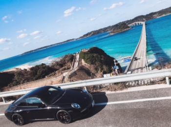 【ドライブデートにオススメ!】CMで話題になった日本一美しい橋・山口県「角島大橋」&インスタ映えスポット満載「瀬戸内のハワイ・周防大島」に行ってきました!