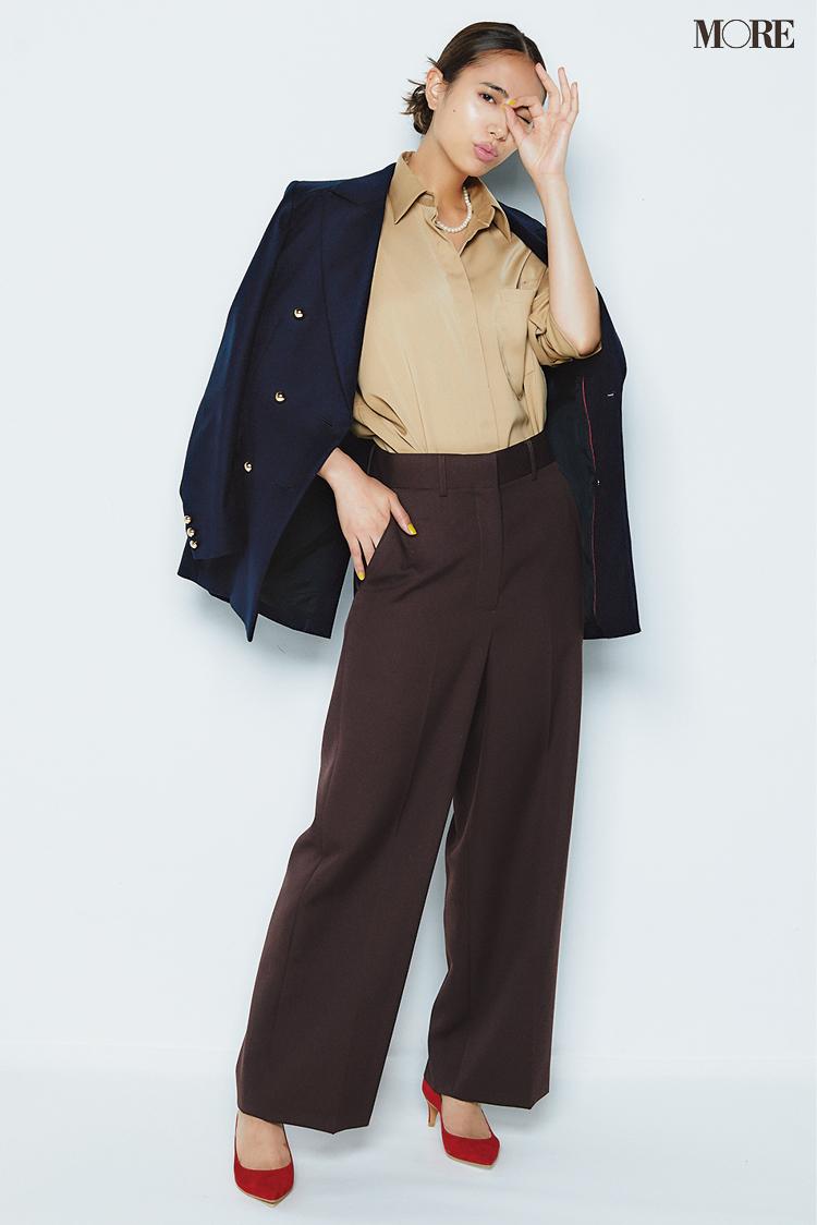おすすめの20代秋服レディースコーデ特集《2019年版》- ブラウスやニット、シャツなどこの秋買うべきアイテムは?_20