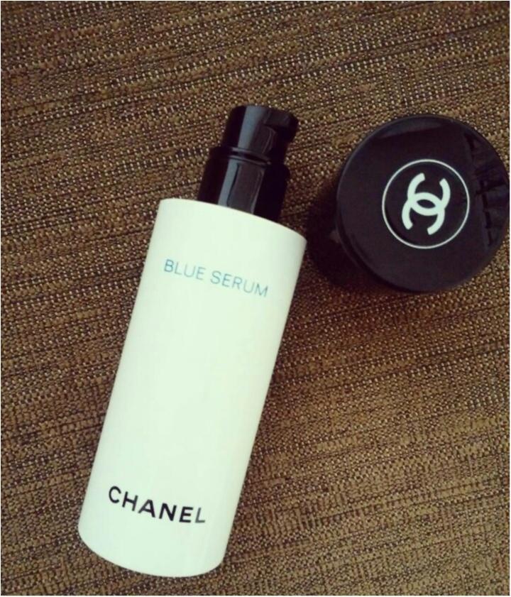 【憧れのCHANEL】プレ美容液が優秀!BLUE SERUM_1