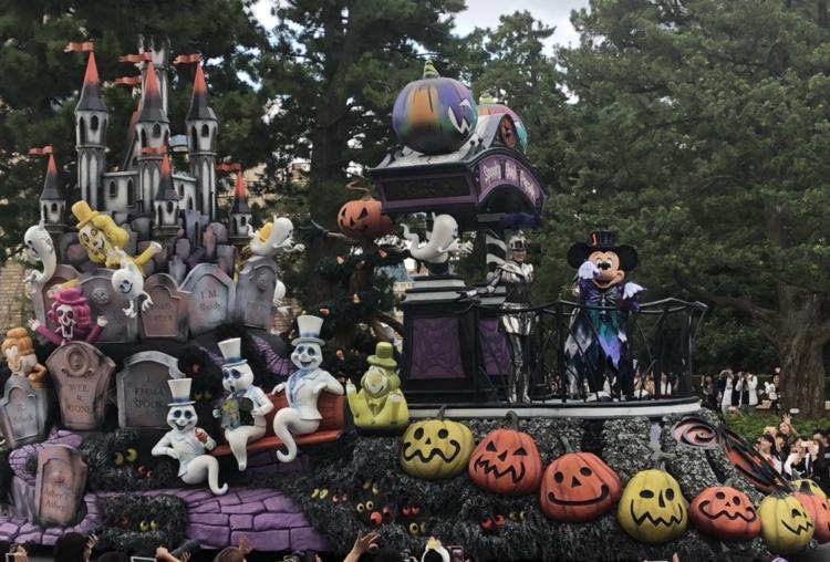 TDL 【ディズニー・ハロウィーン2019】今年もハロウィーンの季節がやってきました!_6