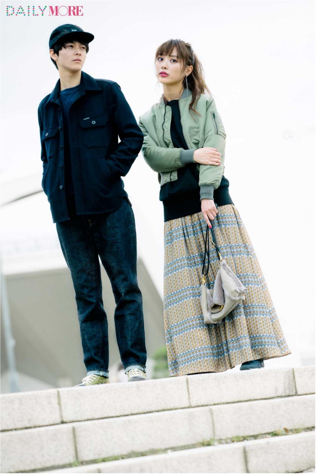 """""""雰囲気似てる服""""でより素敵カップルに♪『カップルコーデ』まとめ♡_1_5"""