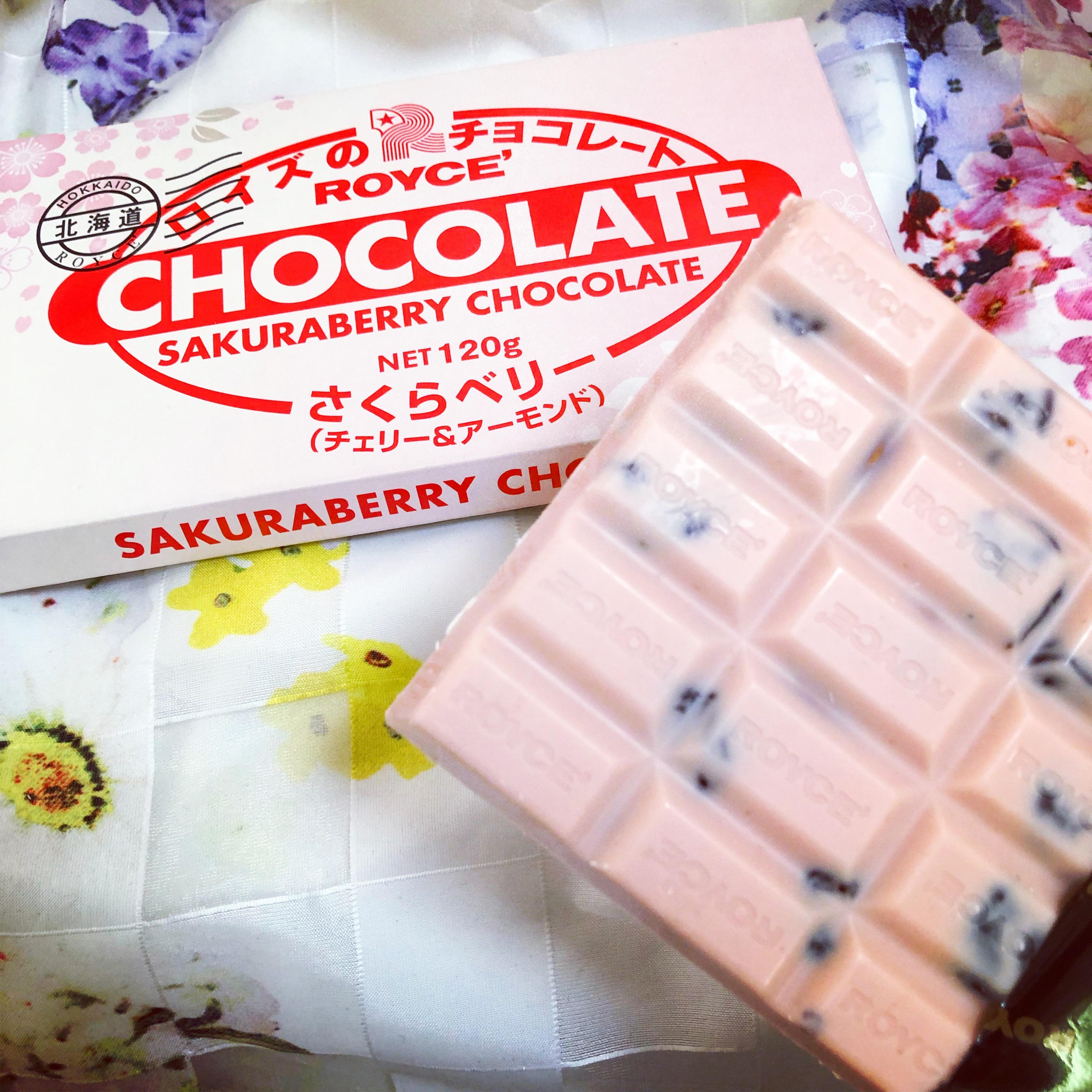 春の北海道みやげならコレがオススメ!さくらピンクがかわいいチョコレート♡_3