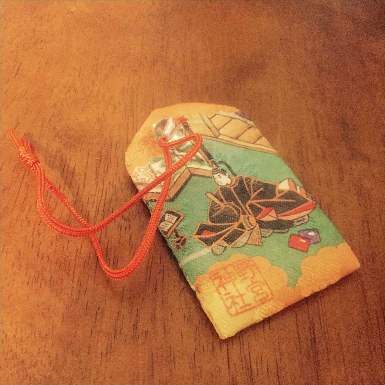 【嵐山】京都の縁結びスポット!野宮神社のおまもりが可愛い♡_4