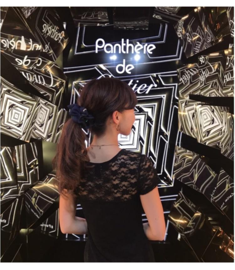 【PARTY】■ Panthère de Cartier ■ TRUNK HOTEL 7/14(抽選制) カルティエパーティに行ってきました♥_4