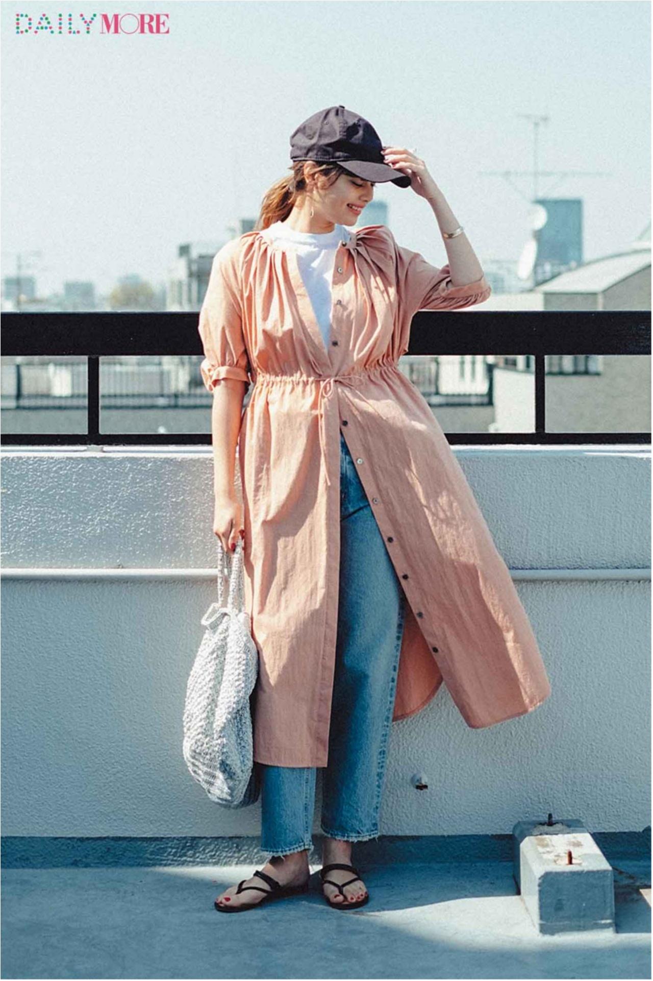 楽してかわいく夏らしく♪ 「サマードレス」コーデまとめ♡_1_5