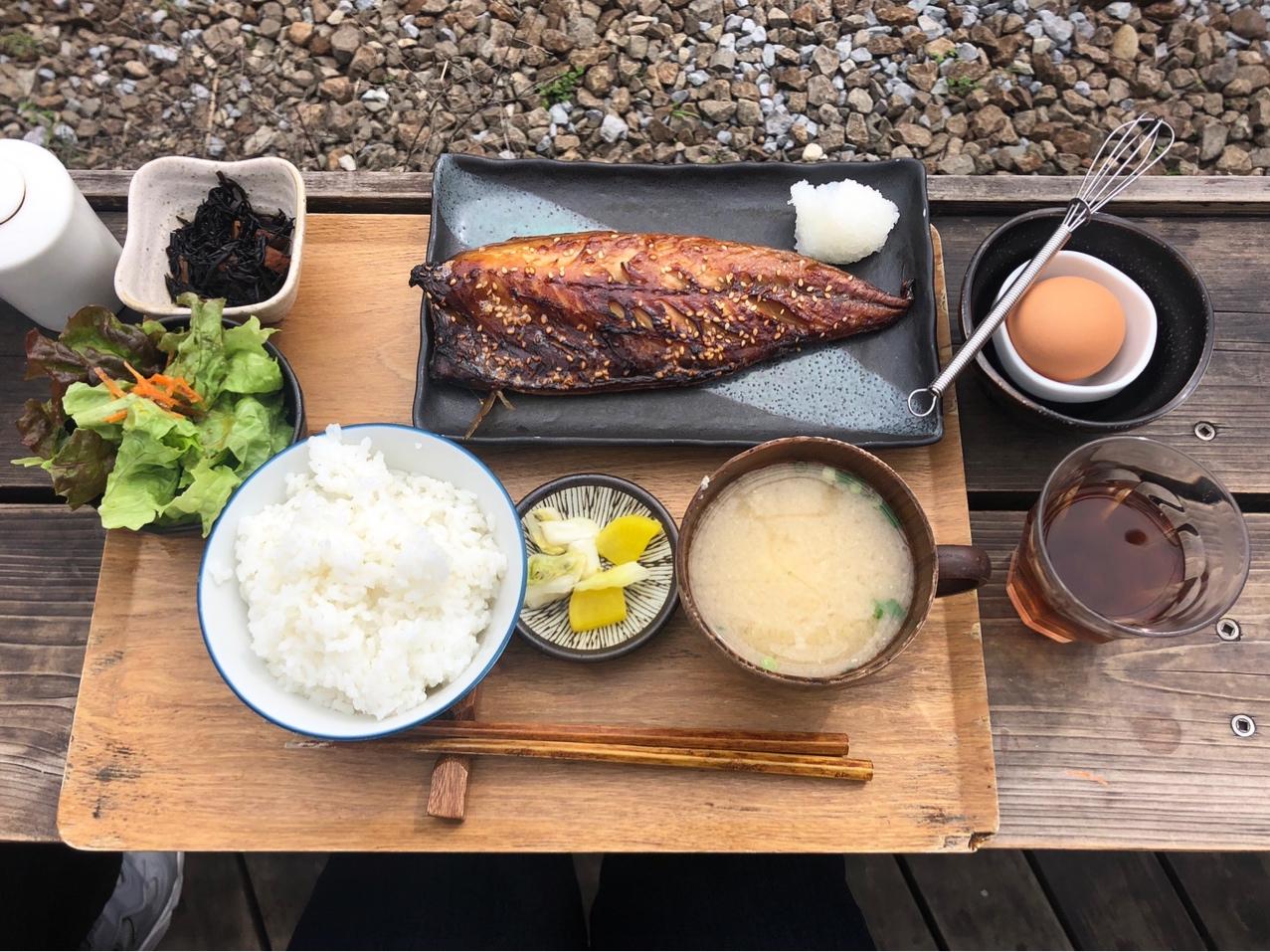【鎌倉ランチ】江ノ電を目の前にいただく『ヨリドコロ』の干物定食_2