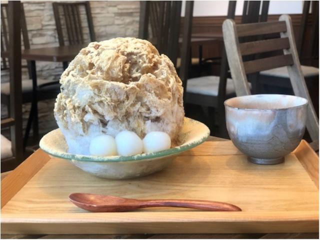 【東京/梅島】ケーキ屋さんが作る絶品かき氷_3