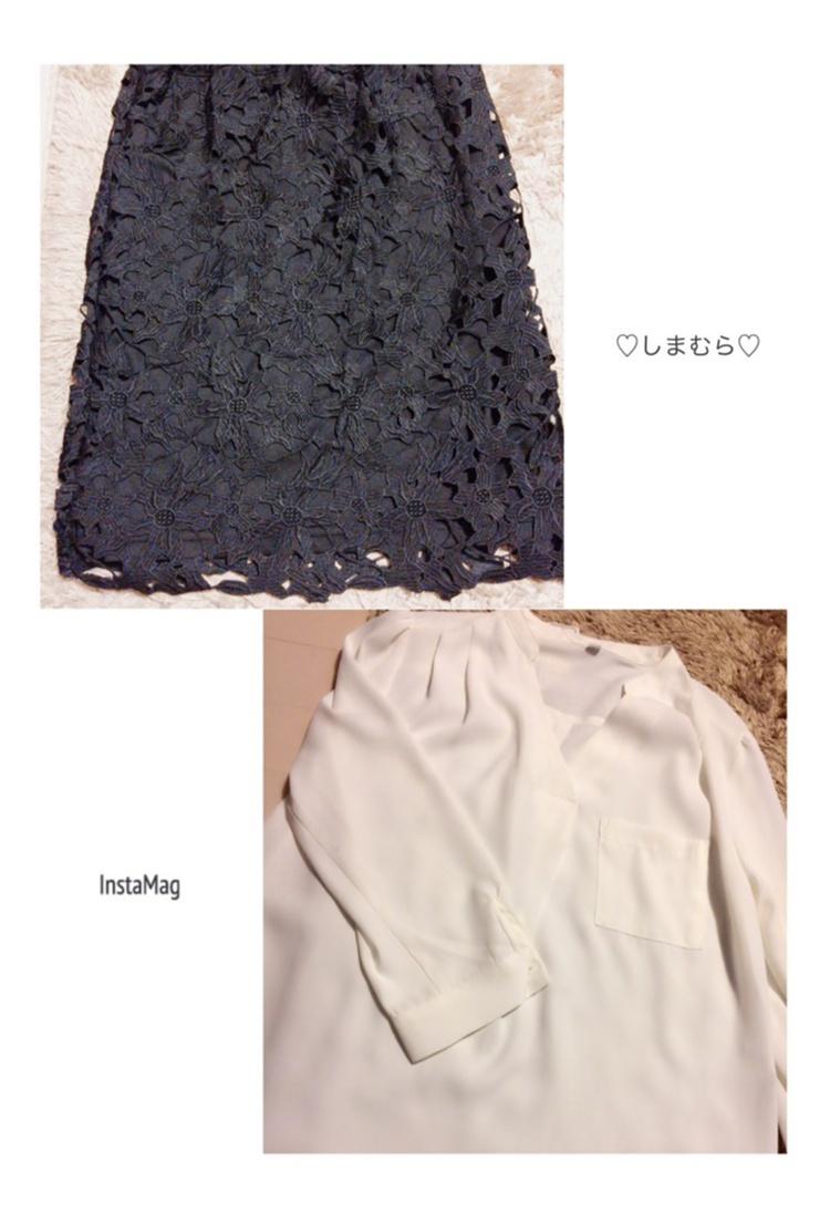 ♡【しまむらパトロール②】通勤服もしまむらで揃っちゃう!!人気のタイトスカートが2000円以下♡_1