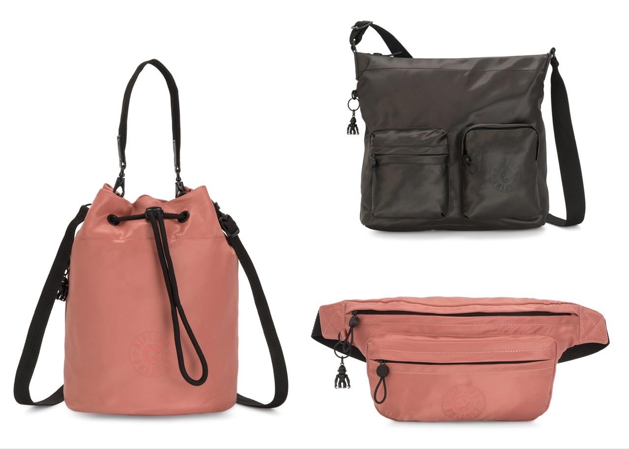 『キプリング』の新作バッグは絶妙なくすみカラーが可愛すぎる♡ ナイロン素材で軽やかにいこう_3