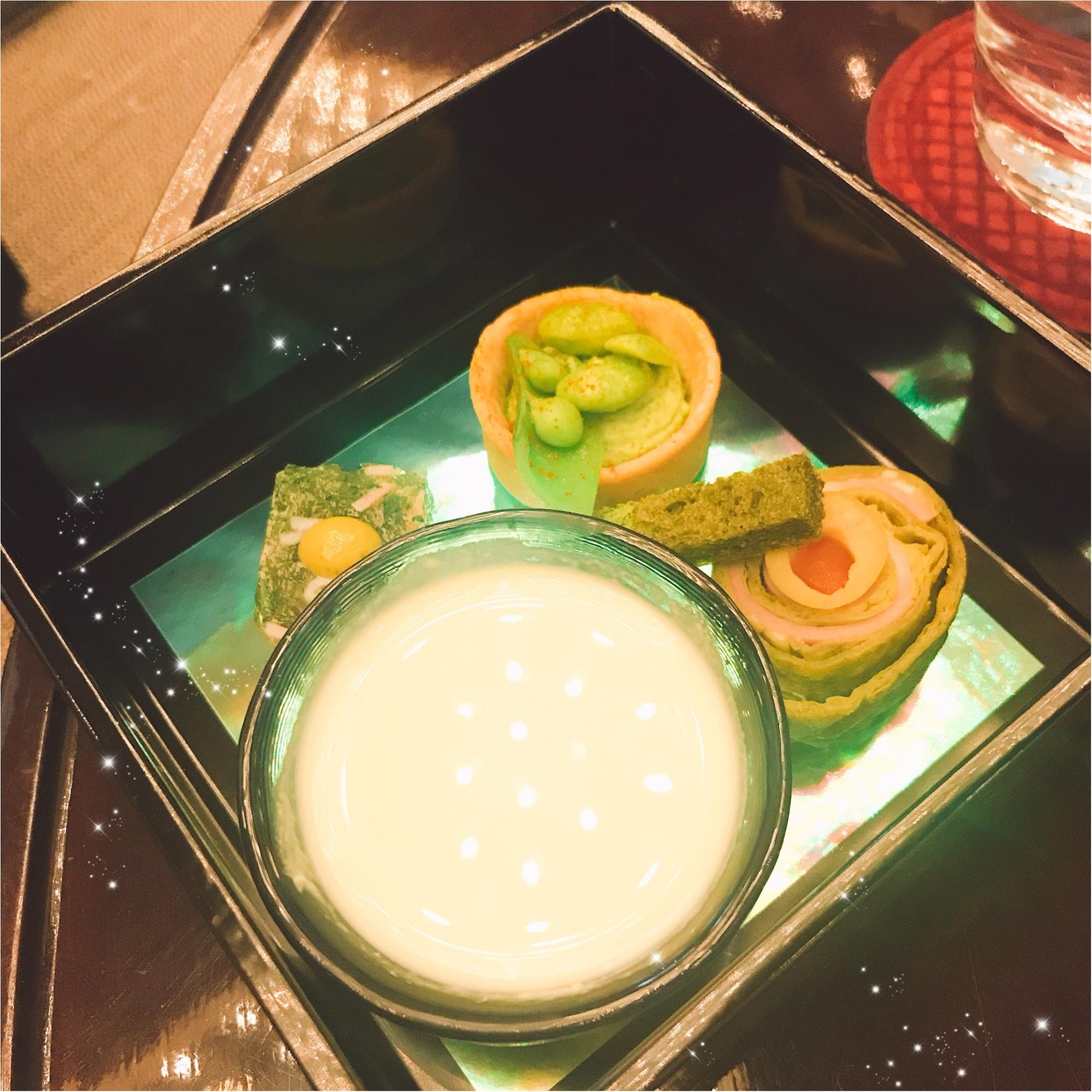 期間限定!抹茶好きにはたまらない、ANAインターコンチネンタルホテル東京の抹茶アフタヌーンティー。_5