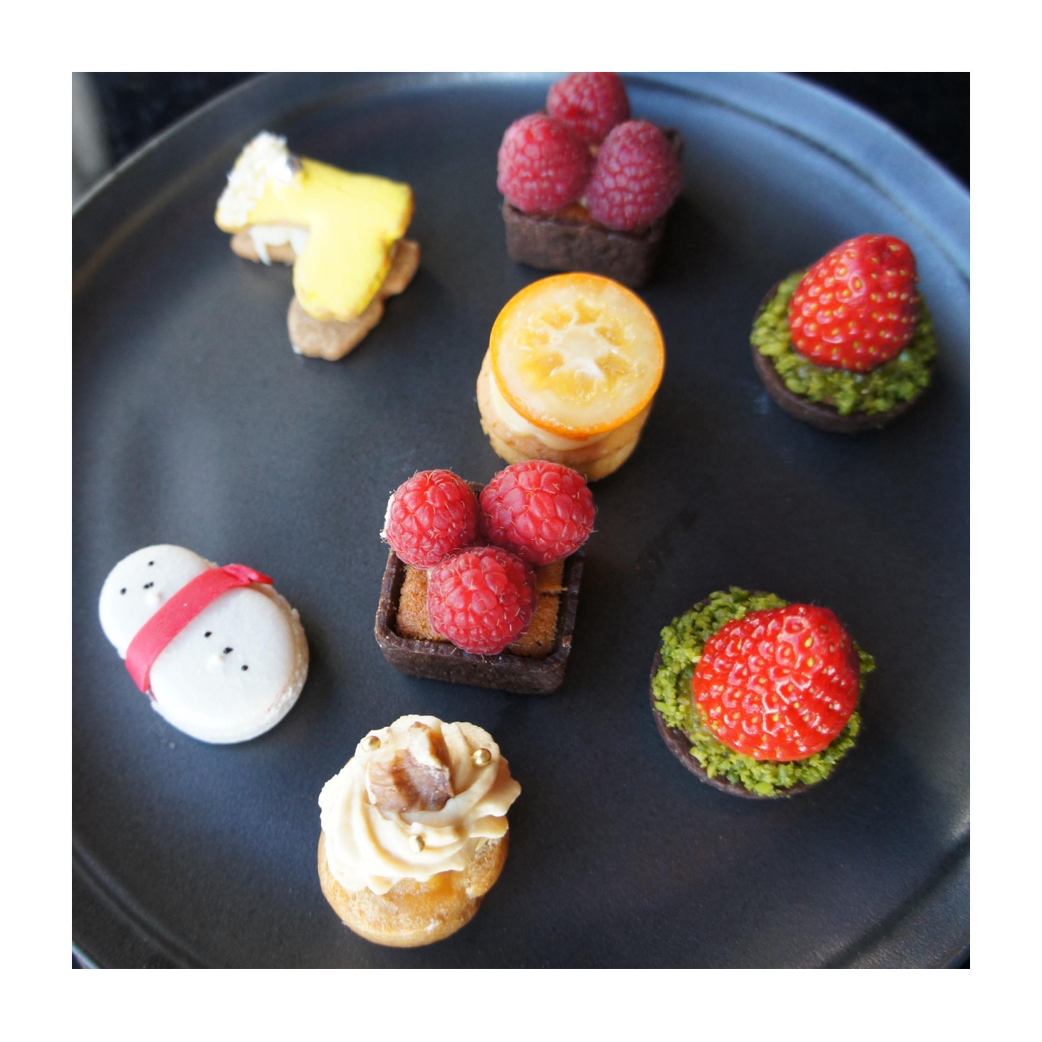 《ご当地MORE★東京》すべてが至福のひととき❤️【アマン東京】Christmas Afternoon Teaに行ってきました☻_5