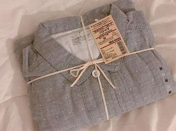 パジャマも衣替え?無印良品のオーガニックコットン『二重ガーゼパジャマ』が着心地良すぎ◎