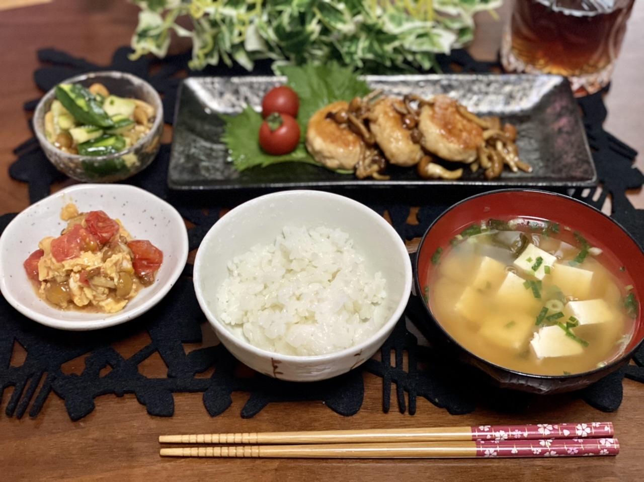 【今月のお家ごはん】アラサー女子の食卓!作り置きおかずでラク晩ご飯♡-Vol.26-_9