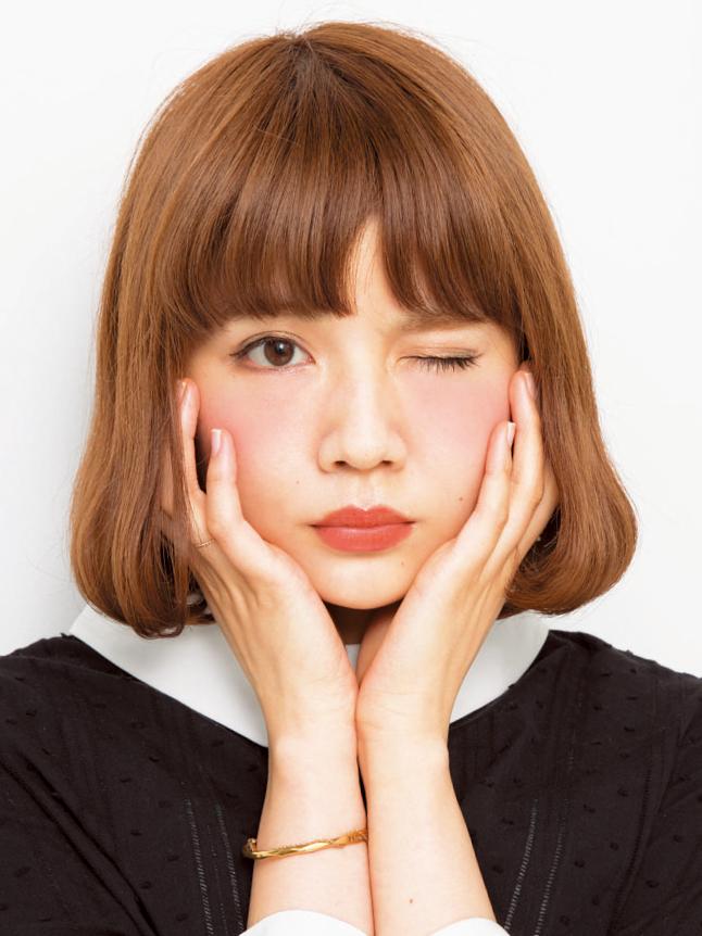 """武智志穂&田中里奈&村田倫子の""""ほめられチークレシピ""""_4"""