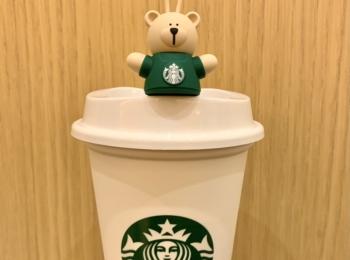 【スタバ好き必見】話題の!スターバックス☆リユーザブルカップ!