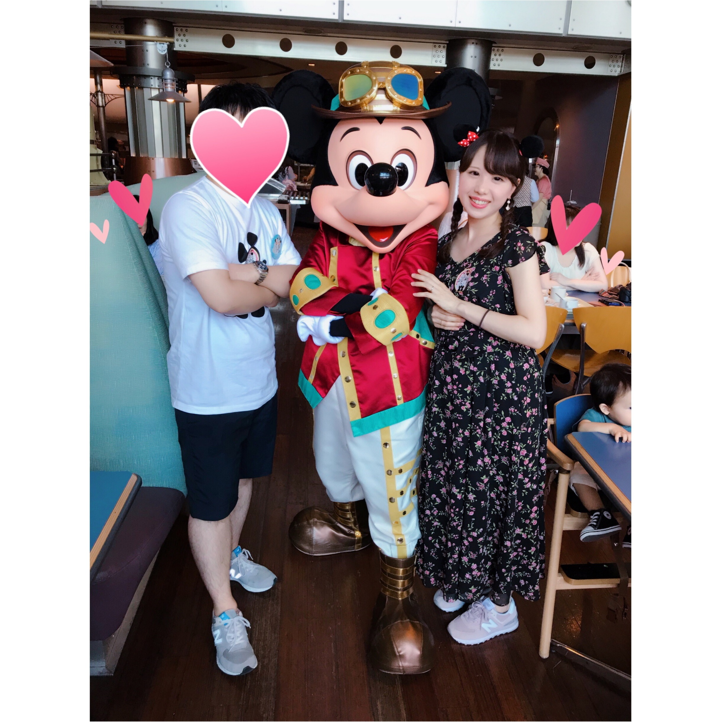 【大人気!】TDSのキャラクターに会えるレストラン♡_3