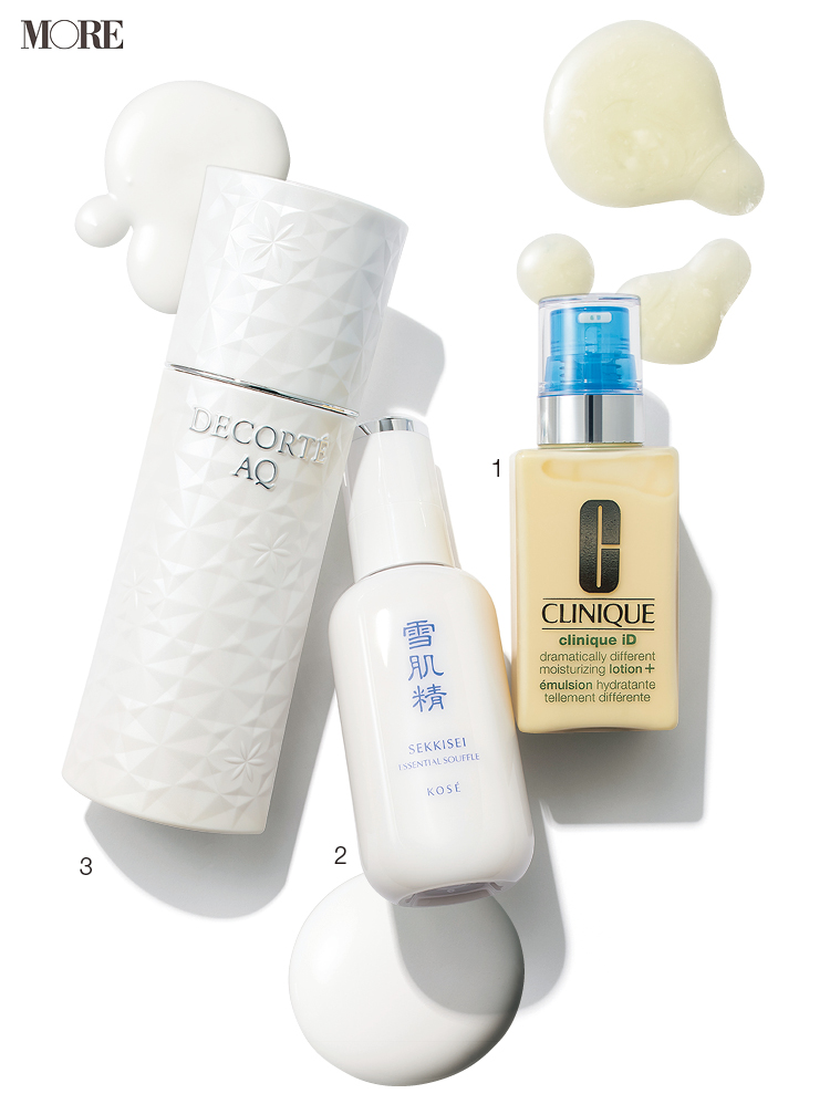 夏こそ乳液で保湿ケア&美白ケアをして、ふわふわ肌に♡ 毛穴汚れを落とし、透明感がアップする使い方をレクチャー!_1