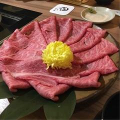 神戸牛に舌鼓!